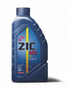 моторное масло ZIC M5 4T 10W-40 в Узбекистане
